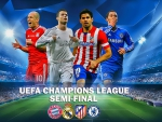 UEFA CHAMPIONS LEAGUE - SEMI-FINAL