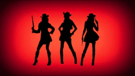 cowgirl silhouett wallpaper - photo #24