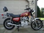 Honda CX500 Custom 1981