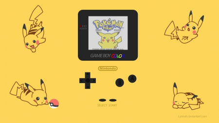 pokemon gameboy wallpaper - photo #8