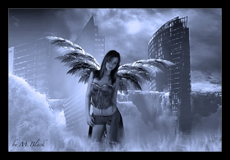 night angel photography amp abstract background wallpapers