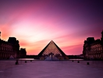the louvre museum in magenta