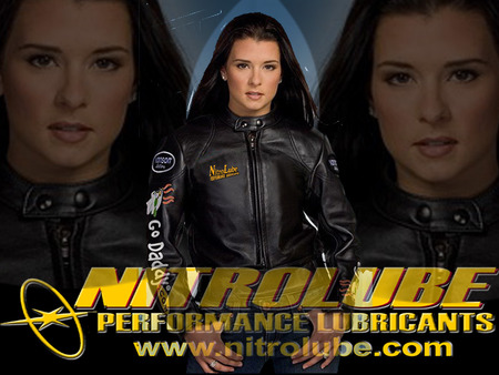 Race Girl - people, cars, racing, performance, lube, nitrolube, danica