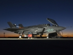 F-35 Lightning II-At Dusk