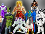 Dragon Ball Z Villians