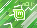 Linux Mint Vector