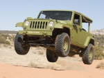 JEEP WRANGLER GREEN COLOUR ARMY