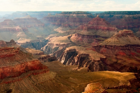 GRAND CANYON - NATURE, LANDSCAPE, CANYON, GRAND