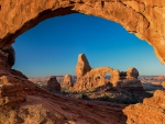 Arches canyon