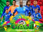 ITALY WORLD CUP 2014 WALLPAPER
