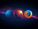 Earth and Mozilla Firefox