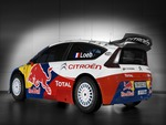 2009 Citroen C4 wrc (World Rally Car)