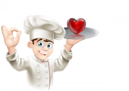 chef 3d wallpaper - photo #12