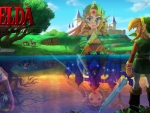 LoZ: Link Between Worlds