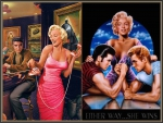 Marilyn and The Boys