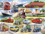 Tribute To British Transport
