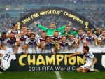 The Champions of FIFA World Cup 2014
