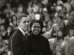 Obama and the first lady