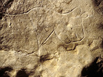 Paleolithic wall art