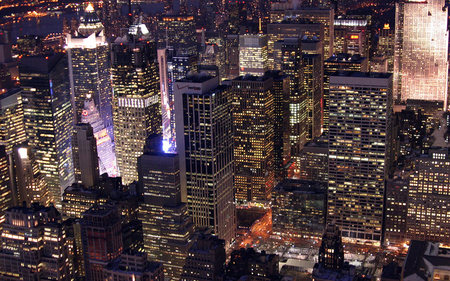 NEW YORK SKYLINE - new york skyline, skyline, newyork, nyc, new york, new york city skyline, ny, new york city