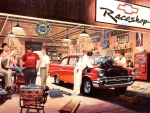 The Chevy Race Shop