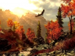High Mountain Autumn