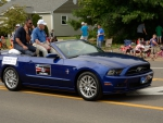 Andre Reed Mustang