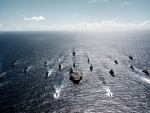 the uss lincoln battle group