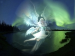 Northlight fairy angel
