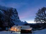 marvelous swiss mountain retreat
