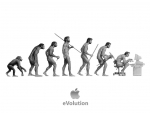 Evolution - Apple promo