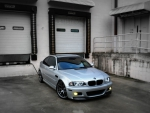 BMW E46 M3 Loading Dock