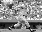 The Great Mickey Mantle circa. 1956