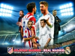 ATLETICO MADRID - REAL MADRID 2014
