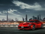Dodge Viper in Dubai