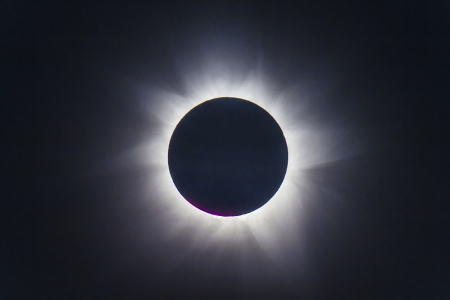 Total eclipse 2012 - moon, Sun, covers, solar