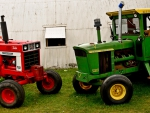 Two Cool Tractors