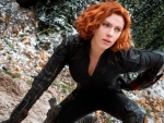 Scarlett Johansson/Black Widow In The Avengers : Age Of Ultron
