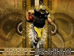 Jimmy Graham:New Orleans Saints Tight end