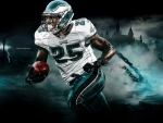 LeSean McCoy:Philadelphia Eagles Running back