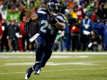 Marshawn Lynch:Seattle Seahawks Running back (Beast mode)