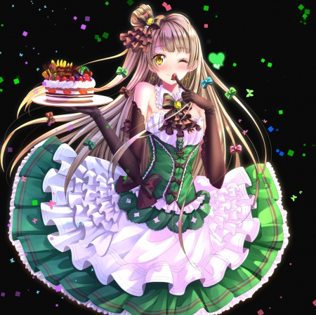 Birthday Cake Other Amp Anime Background Wallpapers On
