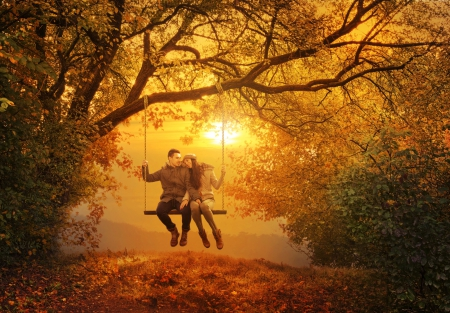 Autumn Love Other Nature Background Wallpapers On Desktop