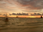 Boracay Beach Sunset