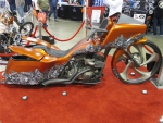 Crazy Kustom Harley By Speed Design
