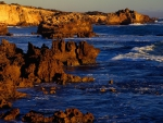 rugged coastline australia