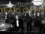 50 years of james bond movies collection