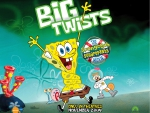 spongebob square pants big twists