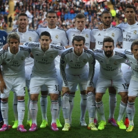 #16. Real Madrid Squad Team