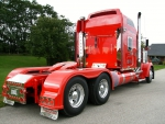 Red Kustom Kenworth